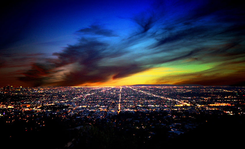 The Night when LA went dark
